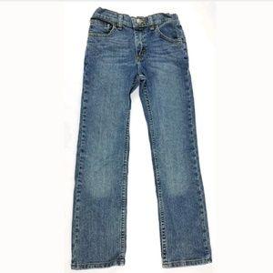 Boys Slim Straight Jeans Hero Originals Adjustable